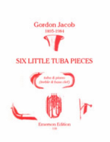 Six Little Tuba Pieces (Treble & Bass Clef)