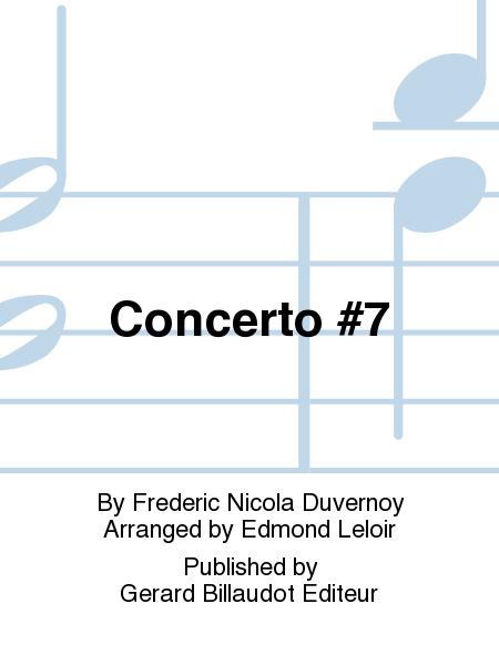 Concerto #7