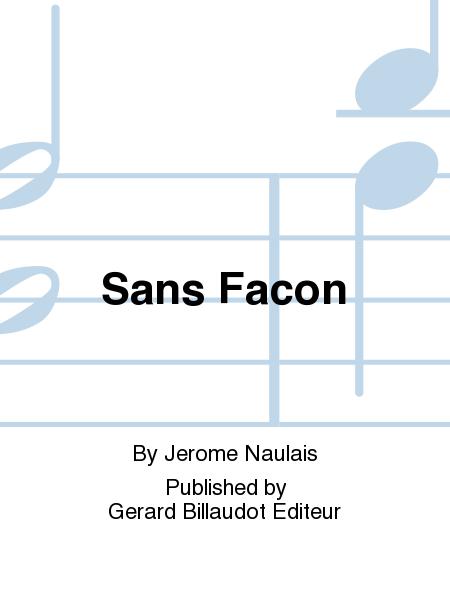 Sans Facon