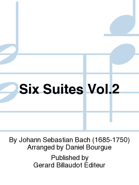 Six Suites Vol.2
