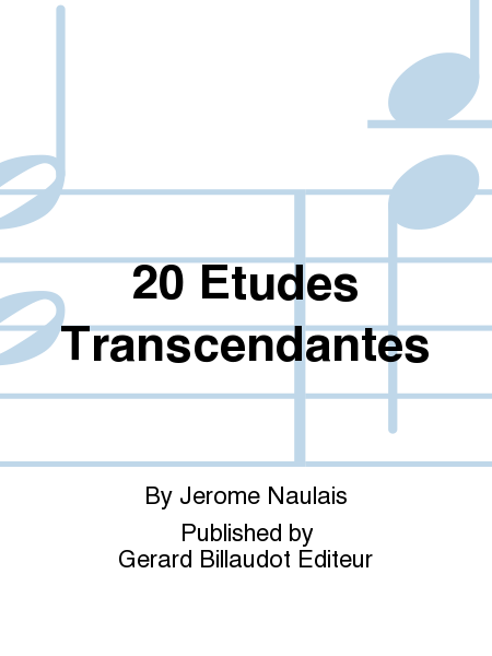 20 Etudes Transcendantes