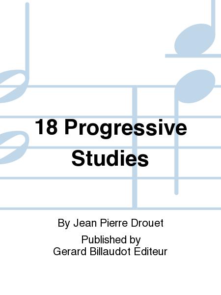 18 Progressive Studies