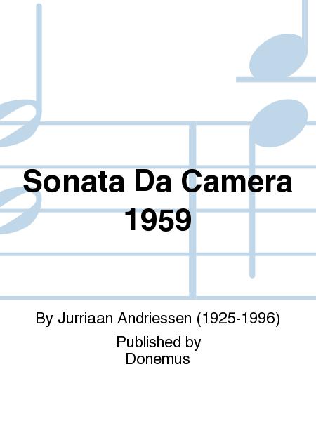 Sonata Da Camera 1959