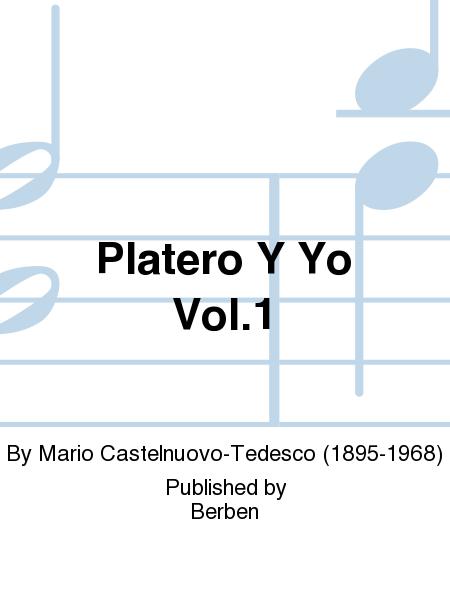 Platero Y Yo Vol.1