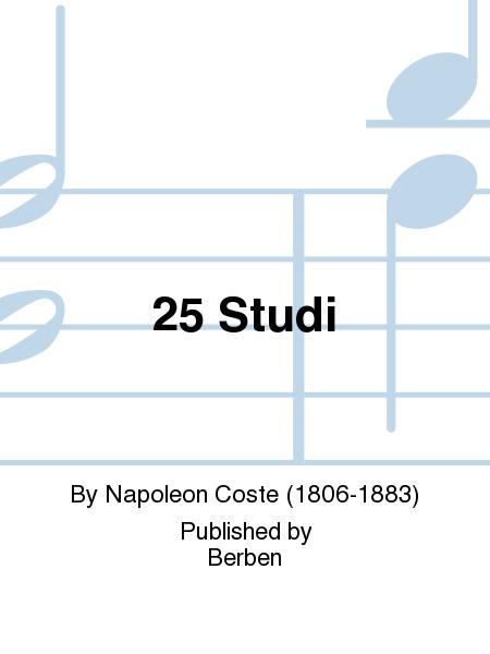 25 Studi