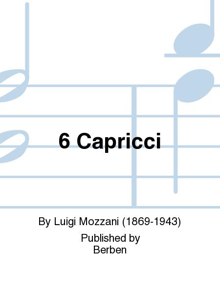 6 Capricci