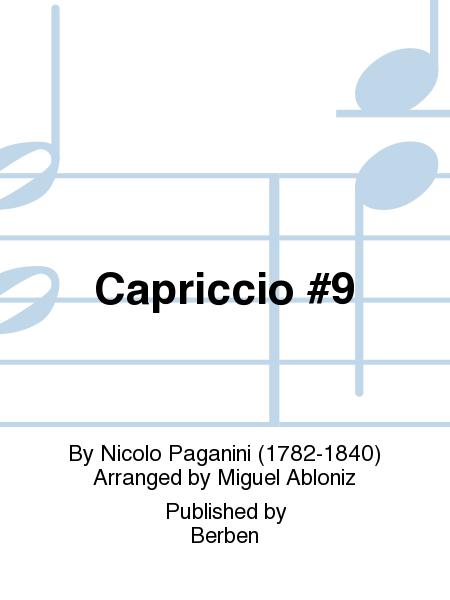 Capriccio #9