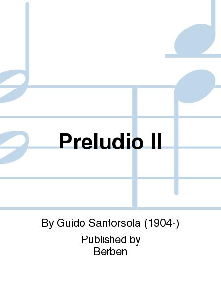 Preludio II