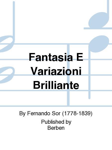 Fantasia E Variazioni Brilliante