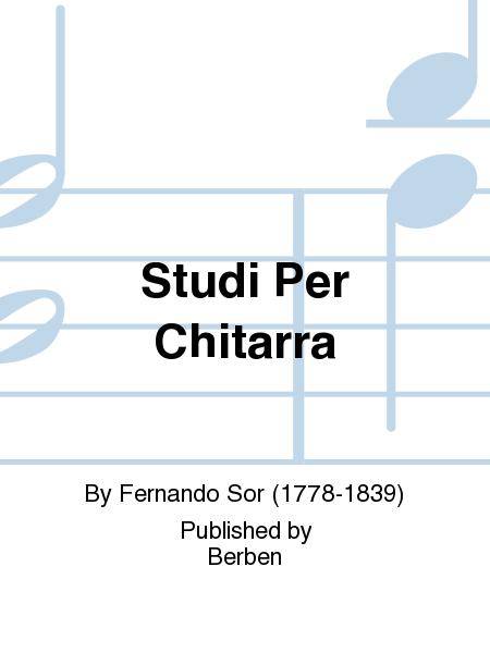 Studi Per Chitarra
