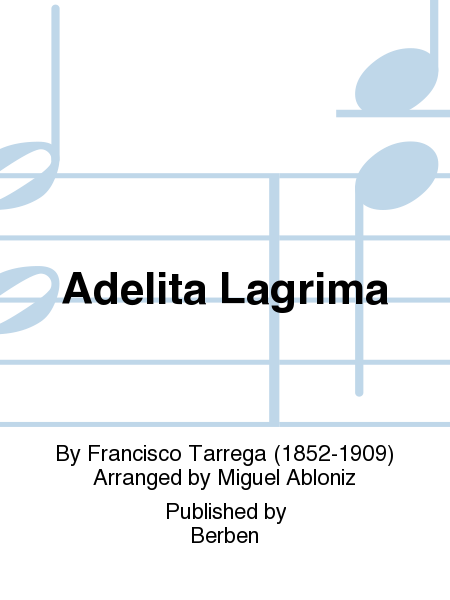 Adelita Lagrima