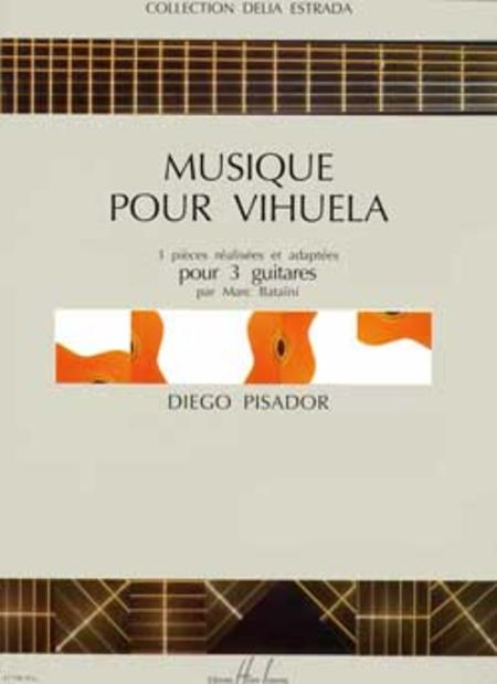 Musique Pour Vihuela