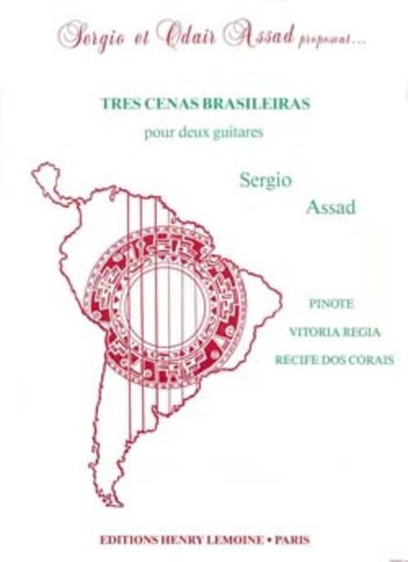 Tres Cenas Brasileiras