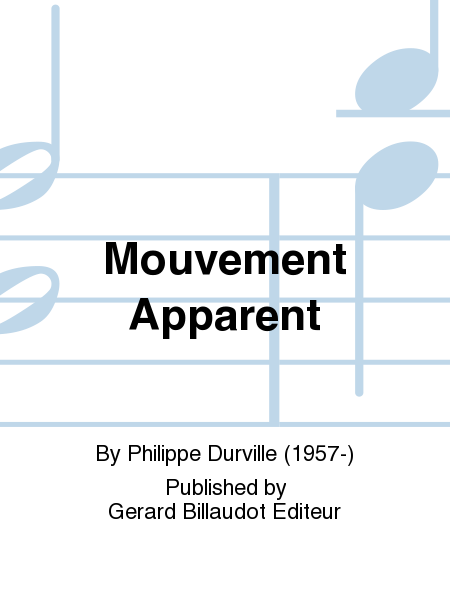 Mouvement Apparent