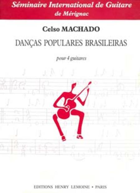 Dancas populares brasileiras