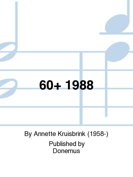 60+ 1988