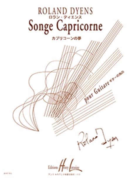 Songe Capricorne