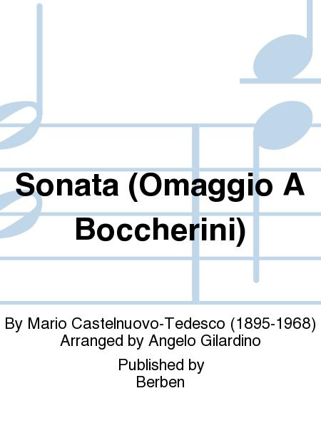 Sonata (Omaggio A Boccherini)