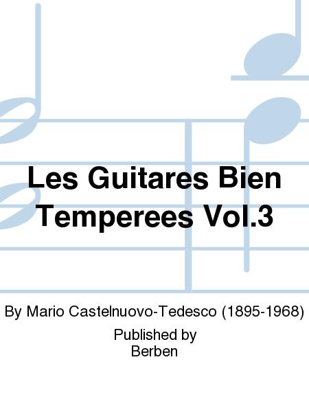 Les Guitares Bien Temperees Vol.3