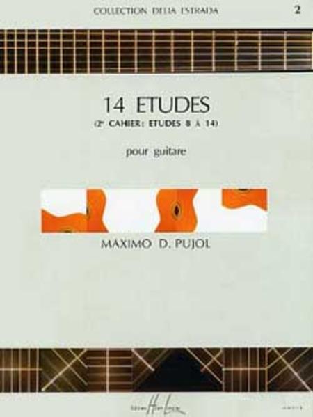 Etudes (14) - Volume 2