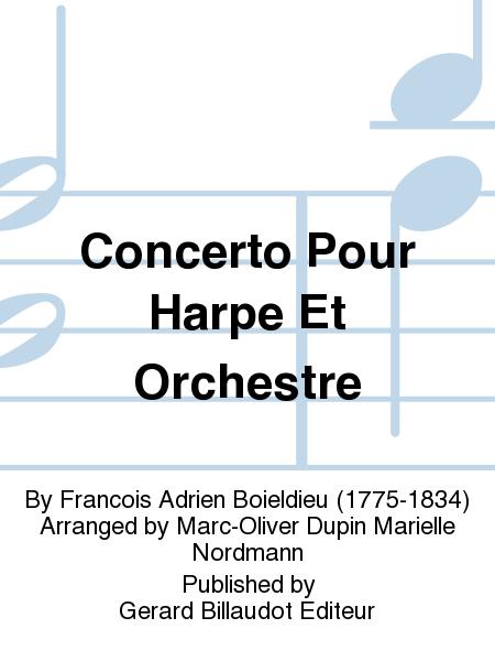 Concerto Pour Harpe Et Orchestre