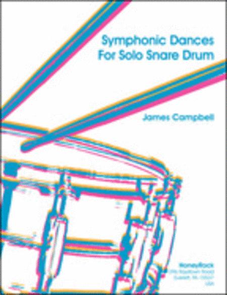 Symphonic Dances for Solo Snare Drum