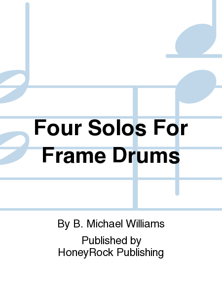 Four Solos For Frame Drums