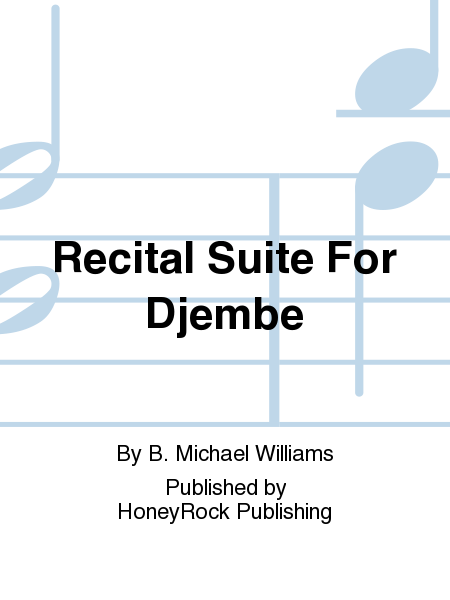 Recital Suite For Djembe