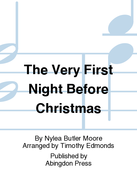 The Very First Night Before Christmas