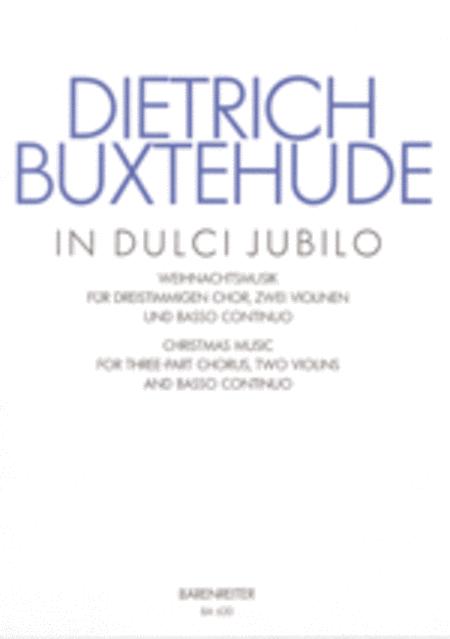 In dulci jubilo BuxWV 52