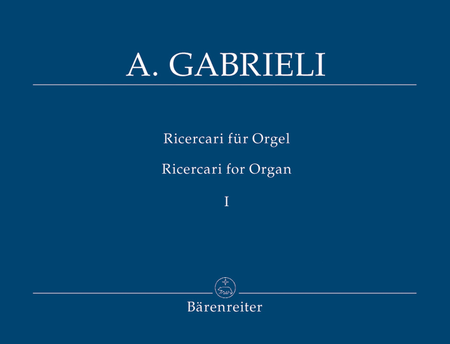 Ricercari for Organ