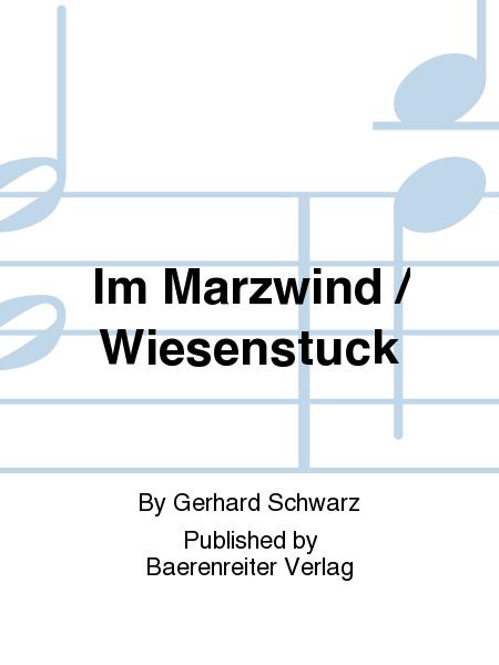 Im Marzwind / Wiesenstuck