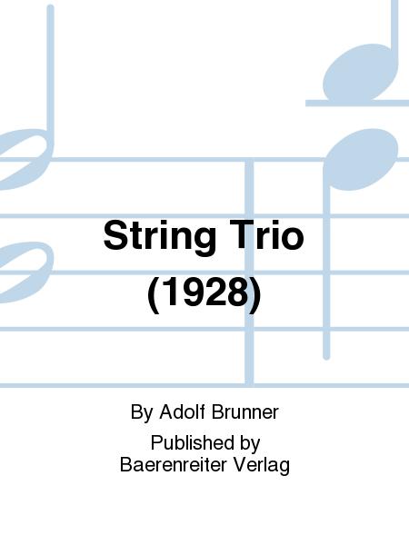 String Trio (1928)