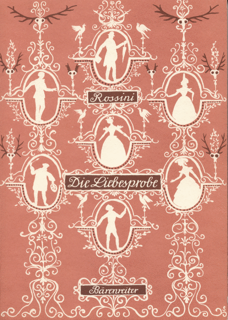 Die Liebesprobe - La Pietra del Paragone