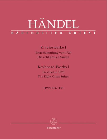 Keyboard Works, Volume I