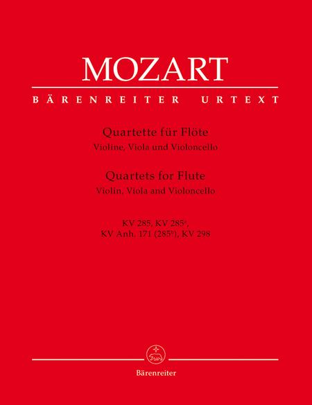 Four Flute Quartets