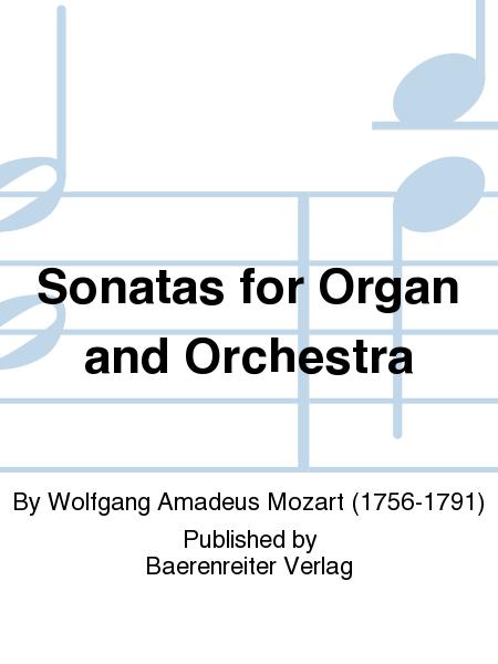 Sonatas for Organ and Orchestra