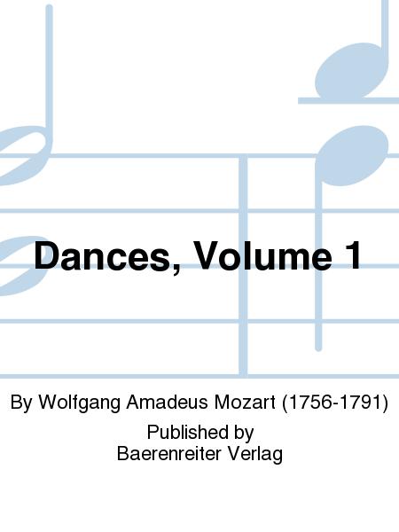 Dances, Volume 1