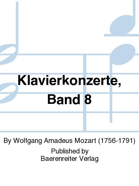 Klavierkonzerte, Band 8