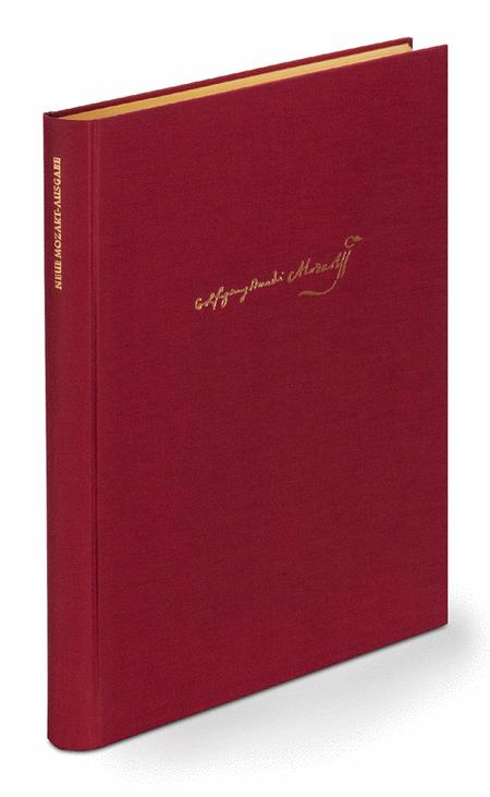 Il dissoluto punito ossia il Don Giovanni, KV 527