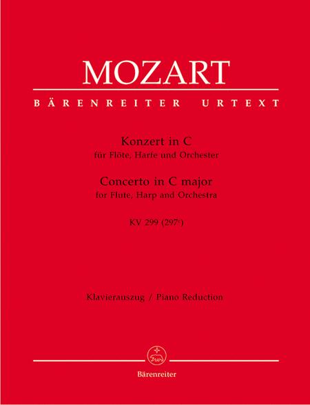 Concerto In C Major, K. 299
