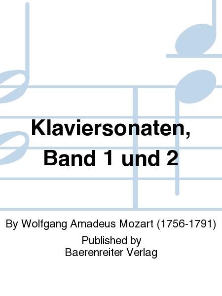 Klaviersonaten, Band 1 und 2