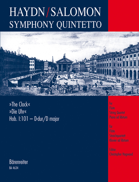 Symphony-Quintetto based on Symphony, No. 101