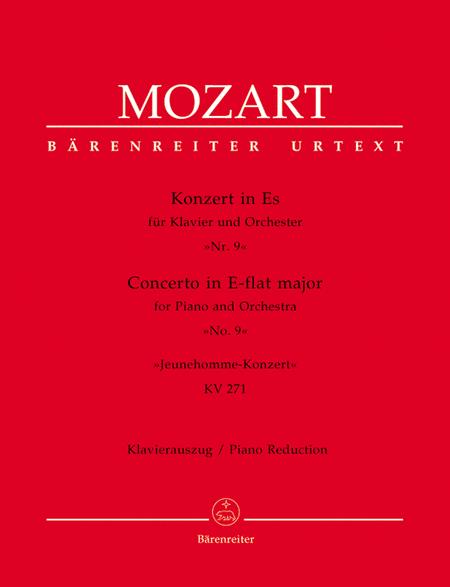 Piano Concerto In Eb Major, K. 271