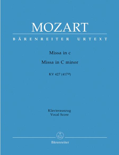 Missa In C Minor, K. 427