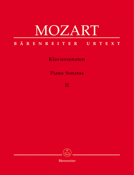 Piano Sonatas, Volume 2