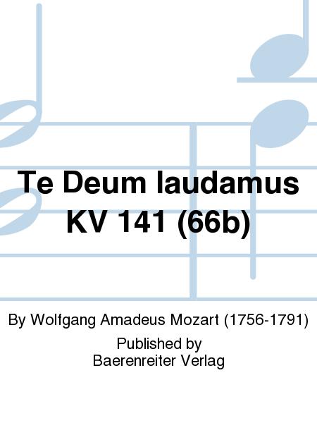Te Deum laudamus KV 141 (66b)