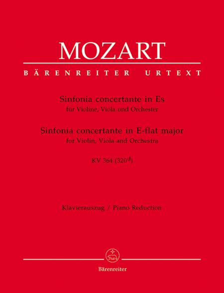 Sinfonia Concertante In Eb Major K. 364
