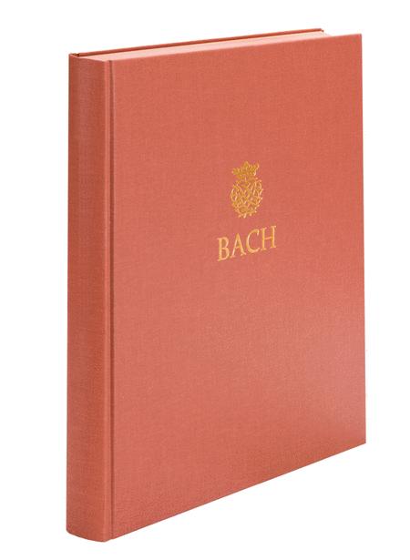 Die sechs Franzosischen Suiten / Zwei Suiten a-Moll und Es-Dur, BWV 812-819