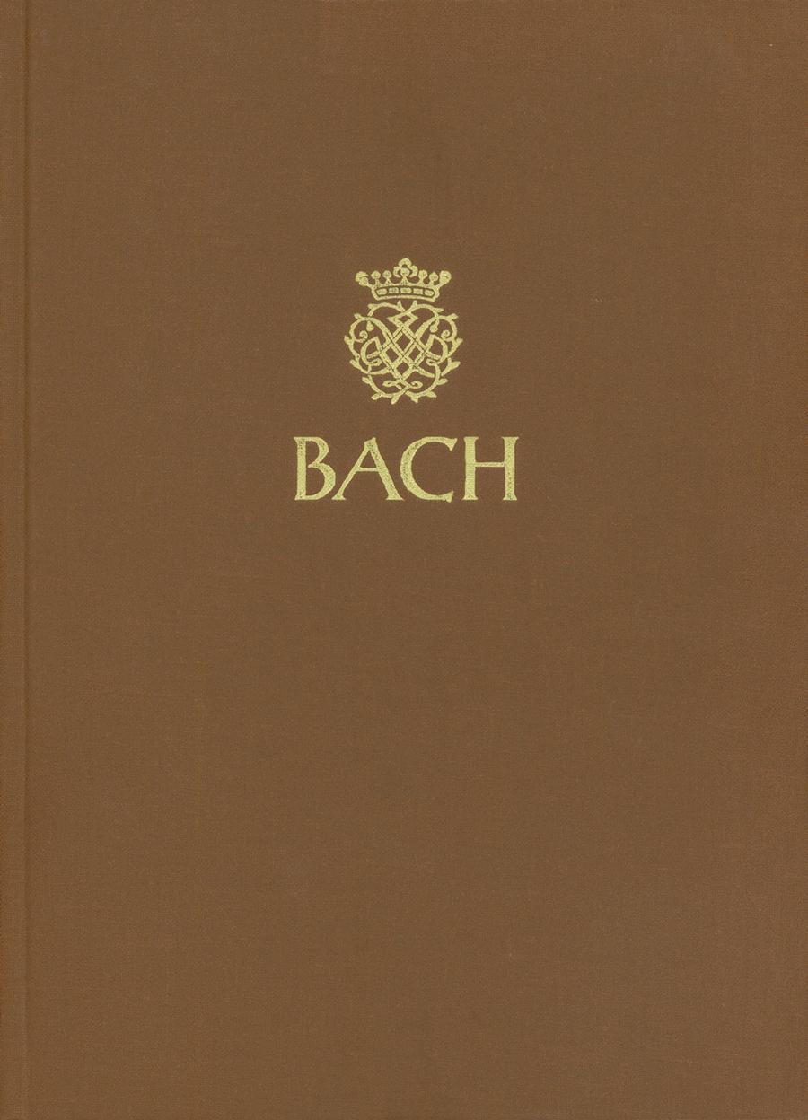Orgelbuechlein / Sechs Choraele verschiedener Art (Schuebler-Choraele) / Choralpartiten BWV 599-644, BWV 620a, 630a, 631a, 638a, 645-650, BWV 766-768, BWV 770